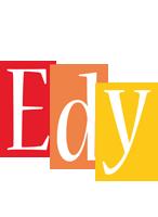 Edy colors logo