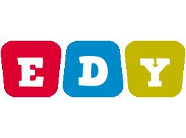 Edy kiddo logo