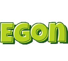 Egon summer logo