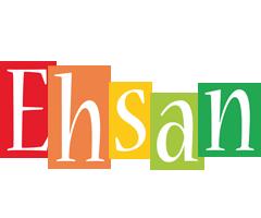 Ehsan colors logo