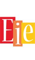 Eie colors logo