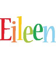 Eileen birthday logo