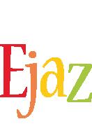 Ejaz birthday logo