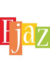 Ejaz colors logo