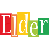 Elder colors logo