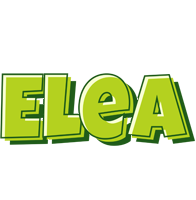 Elea summer logo