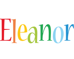 Eleanor birthday logo