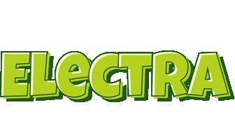 Electra summer logo