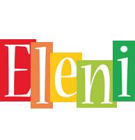 Eleni colors logo