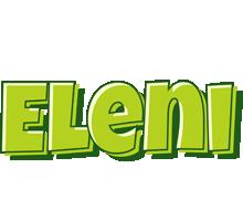 Eleni summer logo