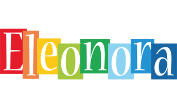 Eleonora colors logo