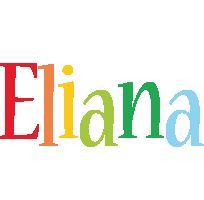 Eliana birthday logo