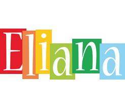 Eliana colors logo