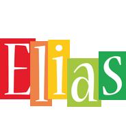 Elias colors logo