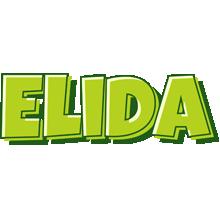 Elida summer logo