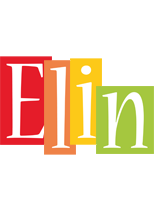 Elin colors logo