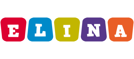 Elina kiddo logo