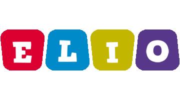Elio kiddo logo
