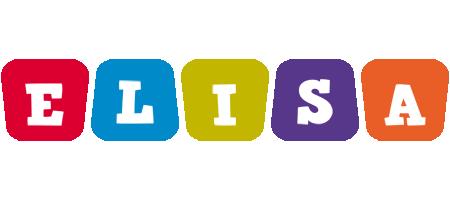 Elisa kiddo logo