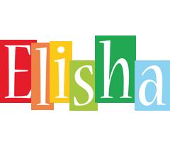 Elisha colors logo