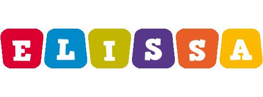 Elissa kiddo logo