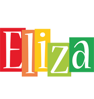 Eliza colors logo