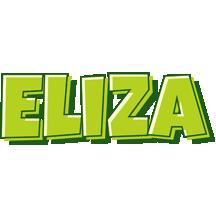 Eliza summer logo