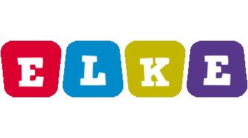 Elke kiddo logo