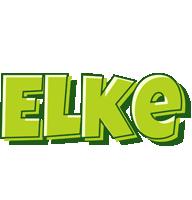 Elke summer logo