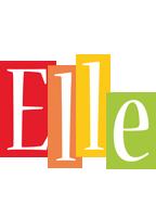 Elle colors logo