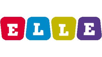 Elle kiddo logo