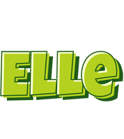 Elle summer logo