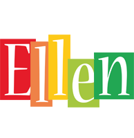 Ellen colors logo