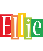 Ellie colors logo