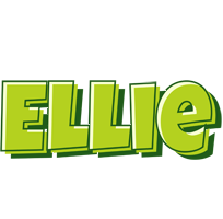 Ellie summer logo