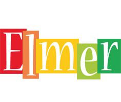 Elmer colors logo