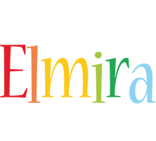 Elmira birthday logo