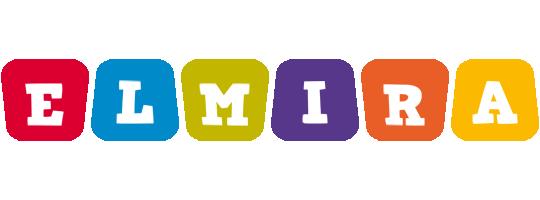 Elmira kiddo logo
