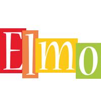 Elmo colors logo