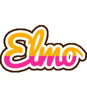 Elmo smoothie logo