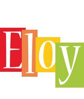 Eloy colors logo