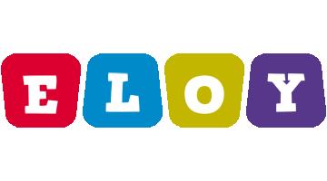 Eloy kiddo logo