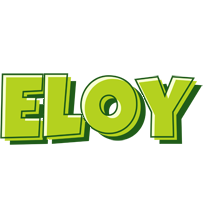 Eloy summer logo