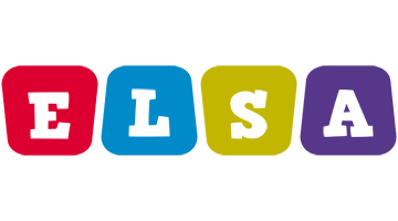 Elsa kiddo logo