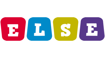 Else kiddo logo