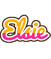 Elsie smoothie logo