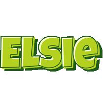 Elsie summer logo
