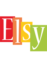 Elsy colors logo