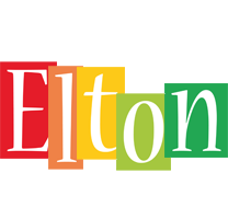 Elton colors logo