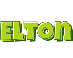 Elton summer logo